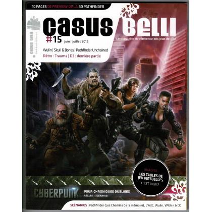 Casus Belli N° 15 (magazine de jeux de rôle - Editions BBE) 006