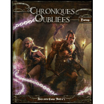 Chroniques Oubliées Fantasy - Livre de base (jdr Black Book Editions en VF)