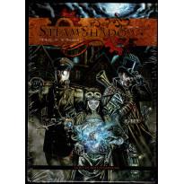 Steamshadows - Le jeu de rôle Steampunk (livre de base JDR Editions en VF) 004