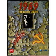 1989 L'Aube de la Liberté (Boardgame/wargame de GMT en VF)