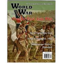World at War N° 6 - Greater East Asia War (Magazine wargames World War II en VO) 001