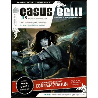 Casus Belli N° 8 (magazine de jeux de rôle - Editions BBE) 006