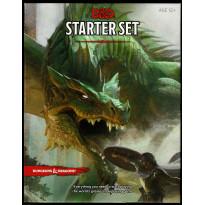Starter Set  - Boîte de base (jdr Dungeons & Dragons 5 en VO)
