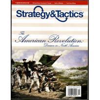 Strategy & Tactics N° 270 - The American Revolution (magazine de wargames en VO)