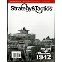 Strategy & Tactics N° 271 - Second Battle of Kharkov 1942 (magazine de wargames en VO)