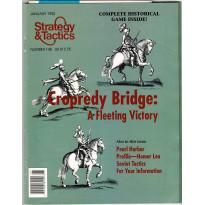 Strategy & Tactics N° 148 - Cropedy Bridge 1644 (magazine de wargames en VO)