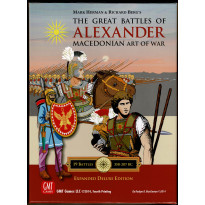 The Great Battles of Alexander - Expanded Deluxe Edition (wargame GMT en VO)