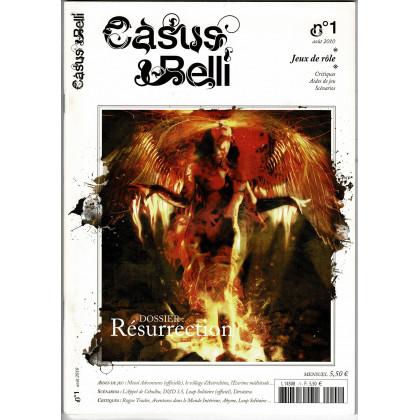 Casus Belli N° 1 (magazine de jeux de rôle 3e édition) 007