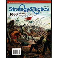 Strategy & Tactics N° 293 - 1066 The Year of Three Battles (magazine de wargames & jeux de simulation en VO)