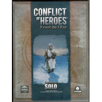 Conflict of Heroes - Front de l'Est - Extension Solo (wargame d'Asyncron en VF) 003
