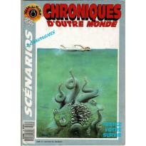 Chroniques d'Outre Monde N° 8 - Spécial scénarios (magazine de jeux de rôles)