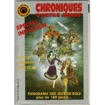 Chroniques d'Outre Monde N° 6 (magazine de jeux de rôles)
