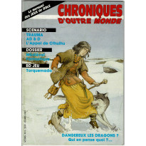 Chroniques d'Outre Monde N° 5 (magazine de jeux de rôles)