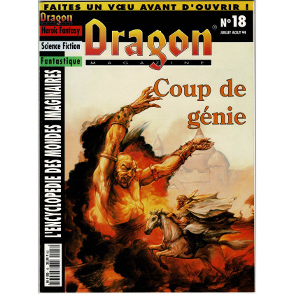 Dragon Magazine N° 18 (L'Encyclopédie des Mondes Imaginaires) 006