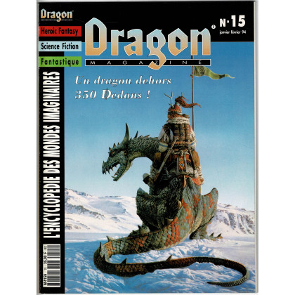 Dragon Magazine N° 15 (L'Encyclopédie des Mondes Imaginaires) 006