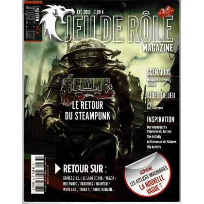 Jeu de Rôle Magazine N° 34 (revue de jeux de rôles) 002