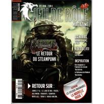 Jeu de Rôle Magazine N° 34 (revue de jeux de rôles)