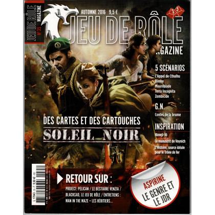 Jeu de Rôle Magazine N° 35 (revue de jeux de rôles) 004