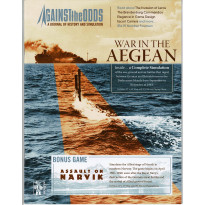 Against the Odds Vol. IV Nr. 2 - War in the Aegean (A journal of history and simulation en VO)