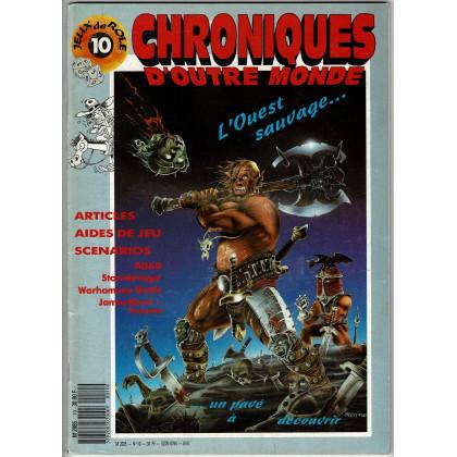 Chroniques d'Outre Monde N° 10 (magazine de jeux de rôles) 005