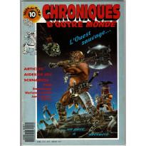 Chroniques d'Outre Monde N° 10 (magazine de jeux de rôles)