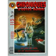 Chroniques d'Outre Monde N° 11 (magazine de jeux de rôles)