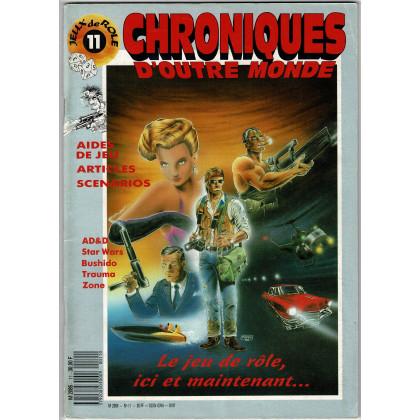 Chroniques d'Outre Monde N° 11 (magazine de jeux de rôles) 005