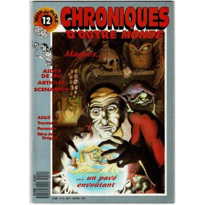 Chroniques d'Outre Monde N° 12 (magazine de jeux de rôle) 005
