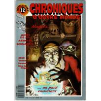 Chroniques d'Outre Monde N° 12 (magazine de jeux de rôle)