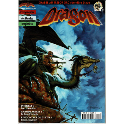 Dragon Magazine N° 45 (L'Encyclopédie des Mondes Imaginaires) 004