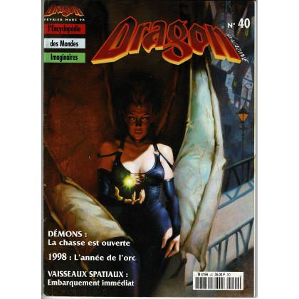 Dragon Magazine N° 40 (L'Encyclopédie des Mondes Imaginaires) 003