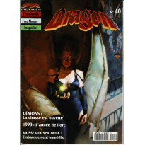 Dragon Magazine N° 40 (L'Encyclopédie des Mondes Imaginaires)