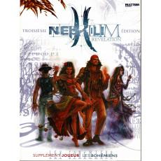 Les Bohémiens - Supplément Joueur (jdr Nephilim Révélation 3e édition en VF)