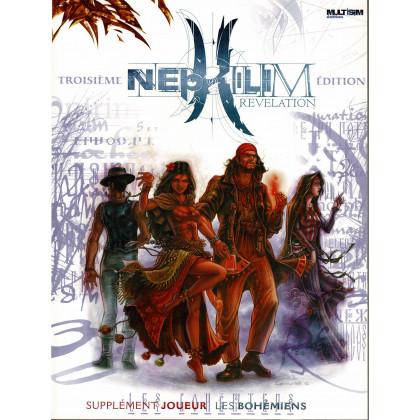Les Bohémiens - Supplément Joueur (jdr Nephilim Révélation 3e édition en VF) 005