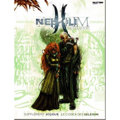 Le Codex des Selenim- Supplément Joueur (jdr Nephilim Révélation 3e édition en VF) 005