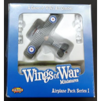 Sopwith Camel - Airplane Pack Series I (Wings of War Miniatures en VO) 001
