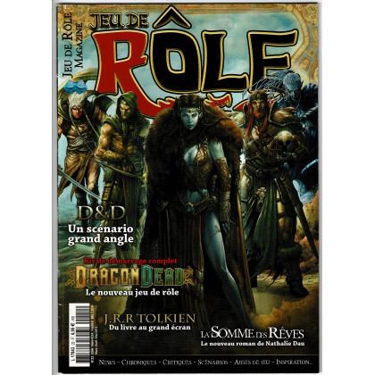Jeu de Rôle Magazine N° 22 (revue de jeux de rôles) 004
