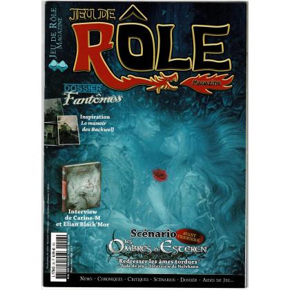 Jeu de Rôle Magazine N° 26 (revue de jeux de rôles) 005
