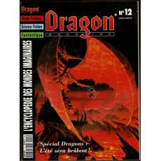Dragon Magazine N° 12 (L'Encyclopédie des Mondes Imaginaires)