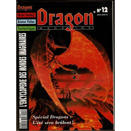 Dragon Magazine N° 12 (L'Encyclopédie des Mondes Imaginaires) 009
