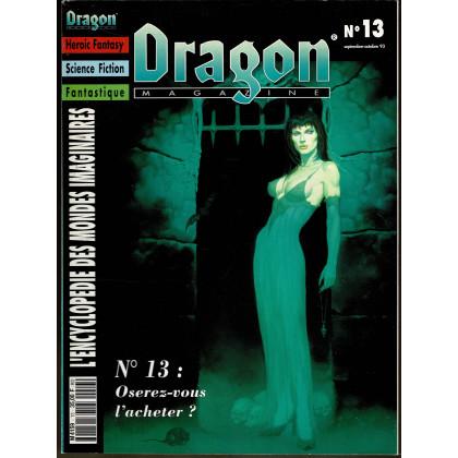 Dragon Magazine N° 13 (L'Encyclopédie des Mondes Imaginaires) 007