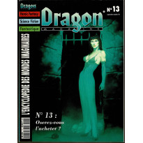 Dragon Magazine N° 13 (L'Encyclopédie des Mondes Imaginaires)