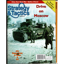 Strategy & Tactics N° 244 - Drive on Moscow (magazine de wargames en VO)