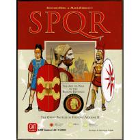SPQR Deluxe - First Edition de 2008 (wargame GMT en VO)
