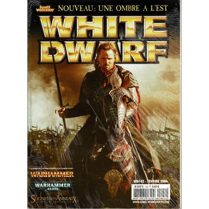 White Dwarf N° 142 (magazine de jeux de figurines Games Workshop en VF) 003