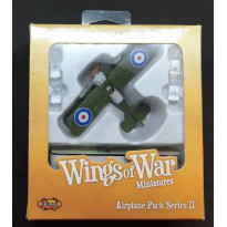 Sopwith Snipe - Airplane Pack Series II (Wings of War Miniatures en VO) 002