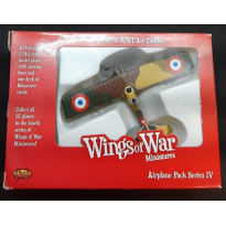 Bréguet BR. 14 B2 - Airplane Pack Series IV (Wings of War Miniatures en VO) 001