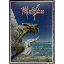 Maléfices - Boîte de Base (jdr Première édition Jeux Descartes en VF)