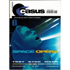 Casus Belli N° 6 (magazine de jeux de rôle 2e édition)