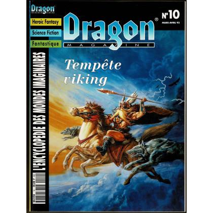 Dragon Magazine N° 10 (L'Encyclopédie des Mondes Imaginaires) 008